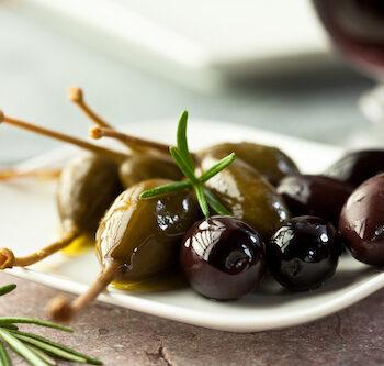 Conagen's natural antioxidant hydroxytyrosol by fermentation is found in olives